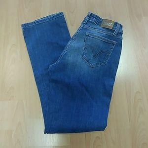 Levi's #529 Boot Cut Jeans